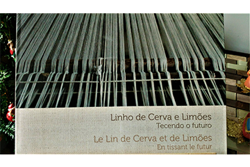 "Book Linen Craft of Cerva and Limões: weaving the future"" PT/FR"